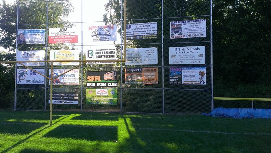 Gridiron Great Wall Sponsorship
